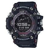 [カシオ] 腕時計 ジーショック RANGEMAN ソーラー アシスト GPS ナビゲーション GPR-B1000-1JR メンズ ブラック