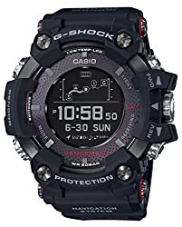 Casio G-SHOCK RANGEMAN Solar-Assisted GPS Navigation GPR-B1000-1JR