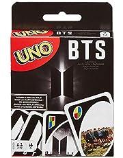 Mattel Games UNO BTS GDG35 Kortspel, Flerfärgad, 112 Stycken