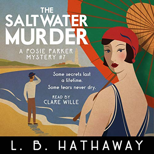 The Saltwater Murder cover art