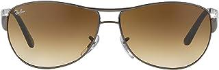 RB3342 Warrior Polarized Aviator Sunglasses