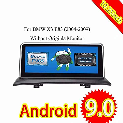Great Deal! HBWZ Car Stereo Radio for BMW E90 2006 2007 2008 2009 2010 2011 2012 Double Din DSP GPS ...