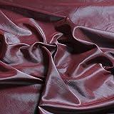 Stoff am Stück Stoff Polyester Kleidertaft lila blau
