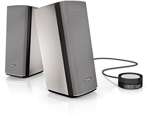 Bose Companion 20 Multimedia Speaker System for Computers, Tablets and...