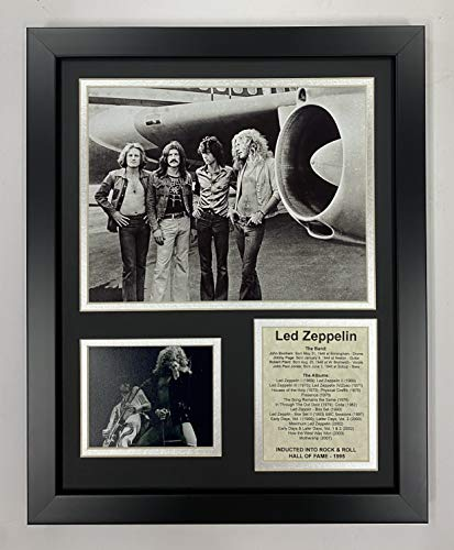 """Legends Never Die Led Zeppelin Plane- Rock & Roll Legends Collectible 