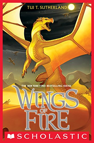 The Brightest Night (Wings of Fire #5) (English Edition)