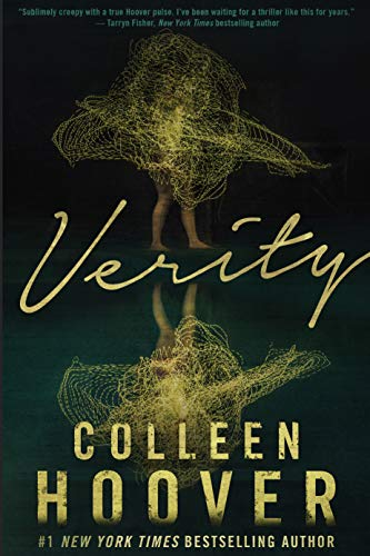 Verity by [Colleen Hoover]