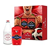 Old Spice Captain Football Set De Regalo Navideño Para Hombre