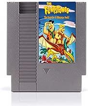 Flintstones The Surprise at Dinosaur Peak 8 Bit Game Card for 72 Pins Game Players