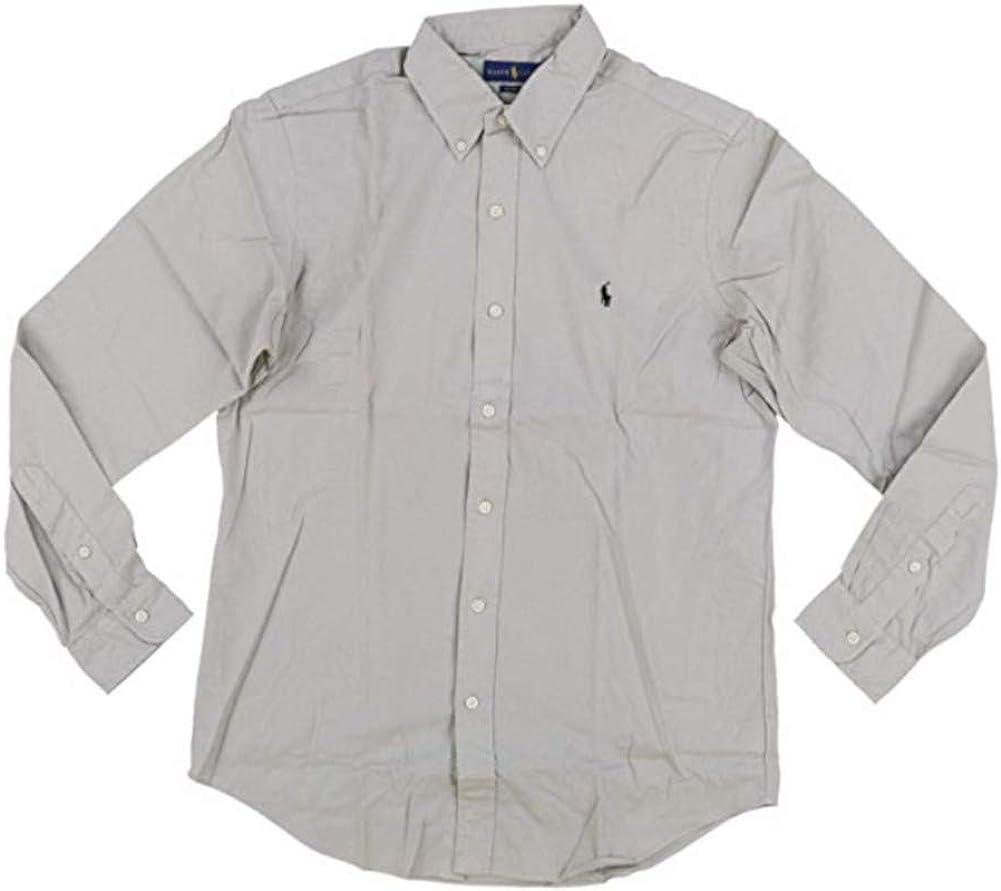 Ralph Lauren Men's Classic Fit Oxford Button-down Shirt