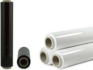 Rolle Film Folie weiß oder schwarz ausziehbar für Verpackungen Umzug Haus