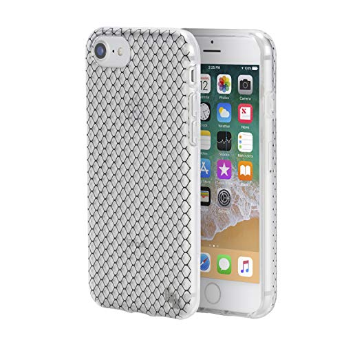KENDALL + KYLIE Protective Printed Case for iPhone 8, iPhone 7 & iPhone 6/6s - Fishnet Print