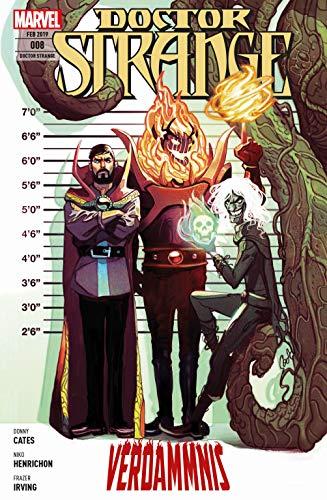 Doctor Strange: Bd. 8: Hölle auf Erden