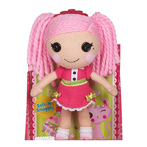nobrand (4 Color) 1 Piece 30cm Soft Lalaloopsy Stuffed Dolls Girl's Playhouse Toys Lalaloopsy Magic Hair Plush Toys Dolls Lovely Toys