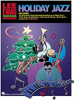 Lee Evans Arranges Holiday Jazz (Piano Solos)