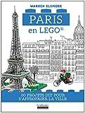 Paris en Lego: 20 projets DIY pour s'approprier la ville
