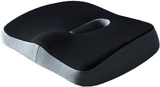 Cojín ortopédico de gel para asiento de coxis para aliviar el dolor de espalda, próstata, ciática, cóccix y cadera, almohadillas de asiento ergonómicas de espuma viscoelástica para sillas de oficina