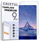 REY Protector de Pantalla para DOOGEE Mix, Cristal Vidrio Templado Premium