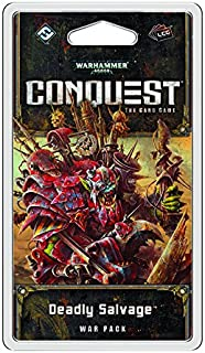 Warhammer 40,000 Conquest LCG: Deadly Salvage War Pack