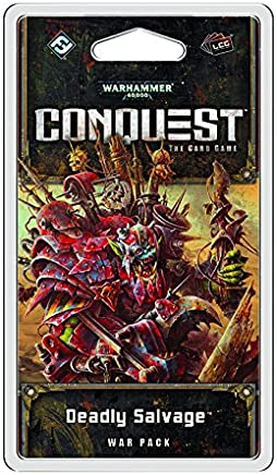 Warhammer 40,000 Conquest LCG: Deadly Salvage War Pack