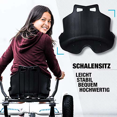 Bluewheel Sitzscooter HK200