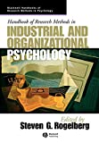 Handbook of Research Methods in Industrial Organizational Psychology