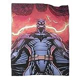 Xaviera Doherty Batman, The Dark Knight Gotham Movie Manta de viaje ligera de 150 x 200 cm, manta individual casual en invierno, para cama/sofá/sala/habitación/dormitorio,