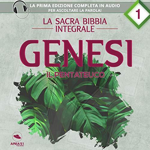 Genesi copertina