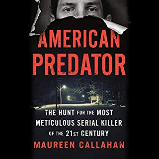 American Predator audiobook cover art
