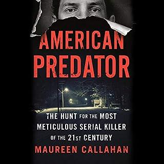 American Predator cover art