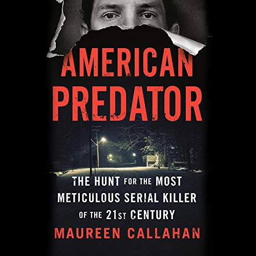 American Predator  By  cover art