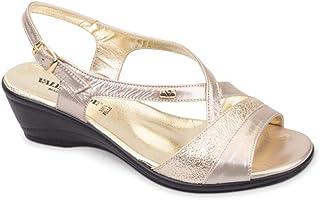 VALLEVERDE Sandalo Donna 33245 Platino
