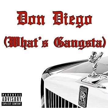 What's Gangsta