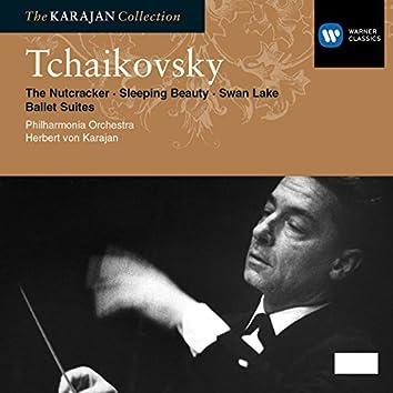 Tchaikovsky: The Nutcraker, Swan Lake & Sleeping Beauty Ballet Suites