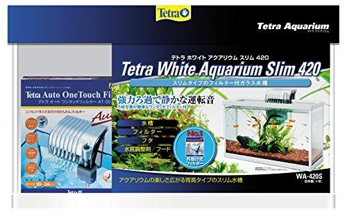 テトラ(Tetra)ホワイトアクアリウムスリム420