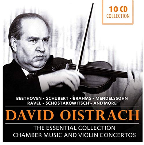 The Essential Collection (Chamber Music & Violin)