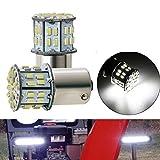 KJ 2 Pack 12V Bright LED Light Bulb for Toro Craftsman Ariens Troy-Bilt Snow Blower Cub Cadet 524SWE 526WE 528SWE 930SWE 933SWE Deere 1028E TRS32 828D 1128D 924DE TRS27