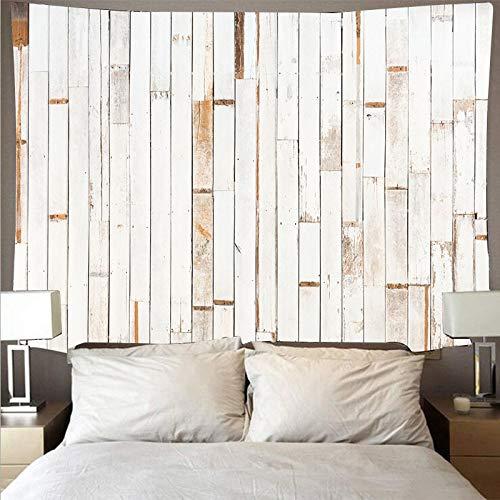 Textura de madera tapiz estilo registro piedra fondo tela tela colgante decoración del hogar mural colgante de pared a13 180x200 cm