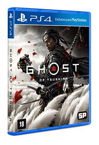 Ghost Of Tsushima Edição Padrão - PlayStation 4