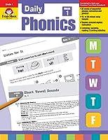 Daily Phonics: Grade 1