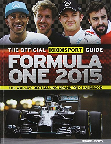 BBC F1 Grand Prix Guide 2015 (Official BBC Sport Guide) by Bruce Jones (12-Feb-2015) Paperback