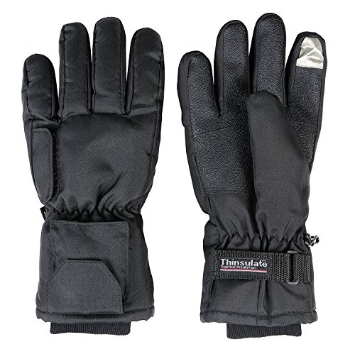 Warmawear Gants Chauffants Dual Fuel Basic à Piles - Grand (L)