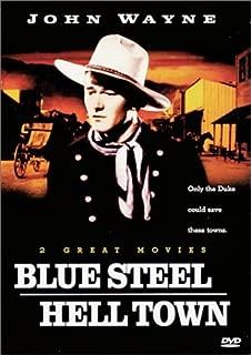 John Wayne: Blue Steel/Hell Town
