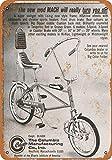 LINA Guitar 1966 Rickenbacker 360-12 Mapleglo Retro Cartel de calle de metal para el hogar, letrero de lata, bar, coche, motocicleta, garaje, suministros, 30,5 x 20,3 cm