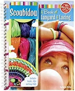 Scoubidou a Book of Lanyard and Lacing (Klutz) (Klutz)