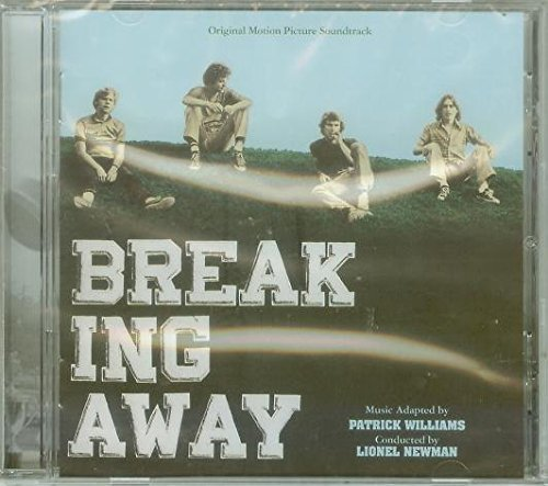 BREAKING AWAY-Original Soundtrack Recording: Music Adapted by Patrick Williams by Patrick Williams, Lionel Newman (2015-02-01)