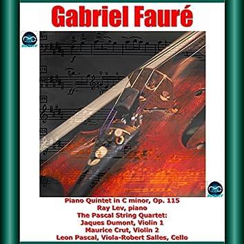 Fauré: Piano Quintet in C minor, Op. 115