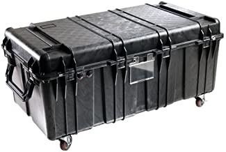 Pelican Products 0550-000-110 Pelican 0550-000-110 Large Transport Case with Foam (Black)