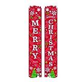 Türvorhänge für Weihnachtsfeier, dekoratives...