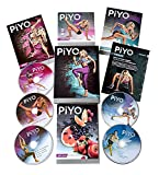 ANKUY PiY0 DVD, on 5 Workout DVD  Pilates/Yoga with Fitness Guide Nutrition Plan